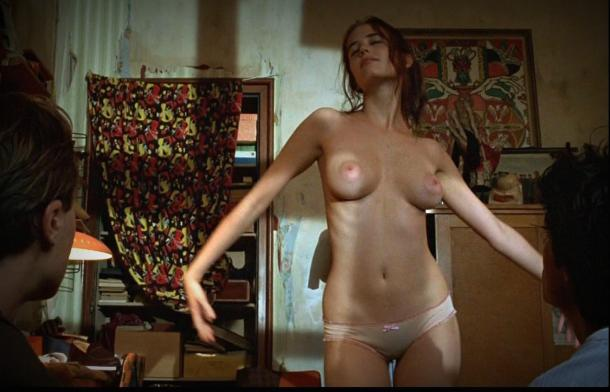 Eva Green nue dans The Dreamers