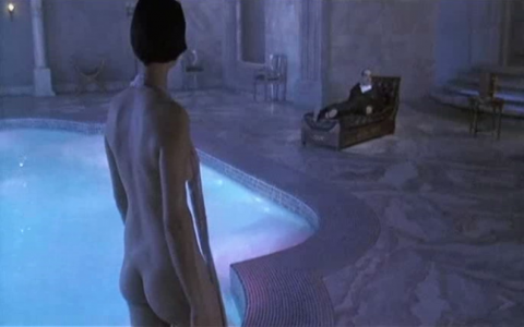 Isabella Rossellini nue