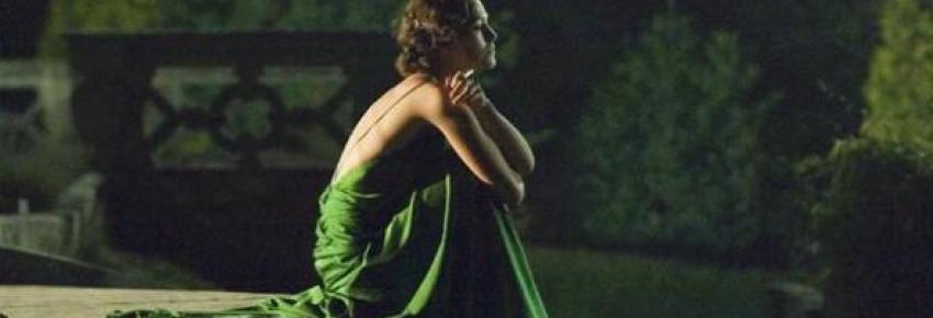 La robe verte du film atonement