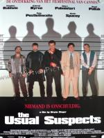 Affiche Usual Suspects