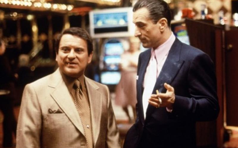 Robert De Niro, Joe Pesci