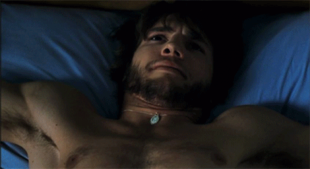 Ashton Kutcher in The Butterfly Effect, Effet papillon