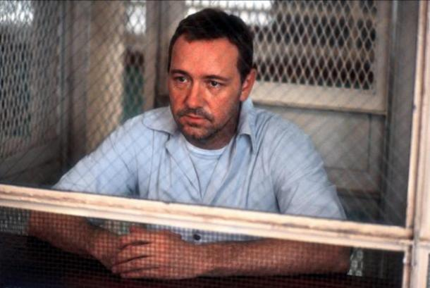 Kevin Spacey, David Gale