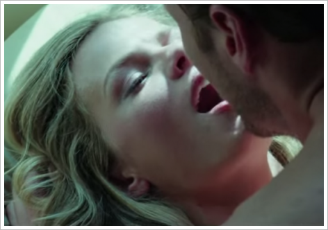 Brooklyn Decker & Patrick Wilson sex scene