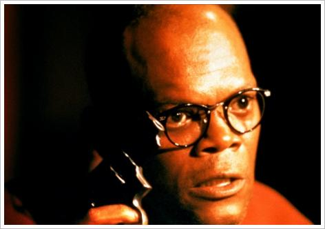 Samuel L.Jackson alias Mr Garfield, mme pas peur !