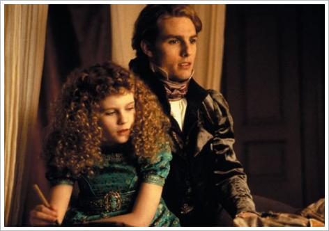 Kirsten Dunst &amp; Tom Cruise (Claudia &amp; Lestat)