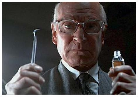 Laurence Olivier dans Marathon Man