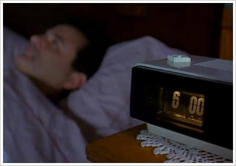 6.00 am Bill Murray&#039;s alarm Groundhog&#039;s day