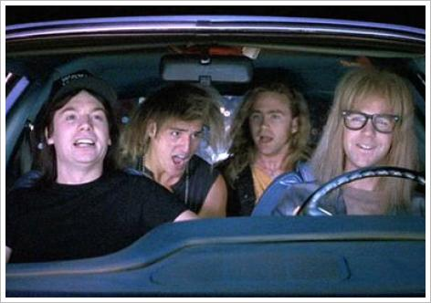 Wayne&#039;s World
