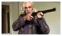 Sam Elliott dans le rle du Marlboro man