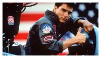Tom Cruise Maverick - Top Gun