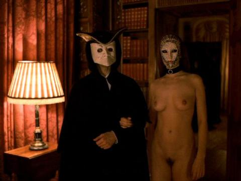 Orgie libertine d'Eyes Wide Shut