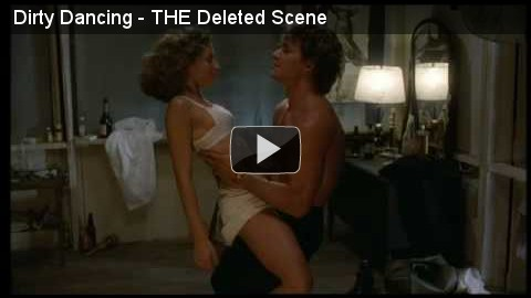 Dirty dancing scene hot